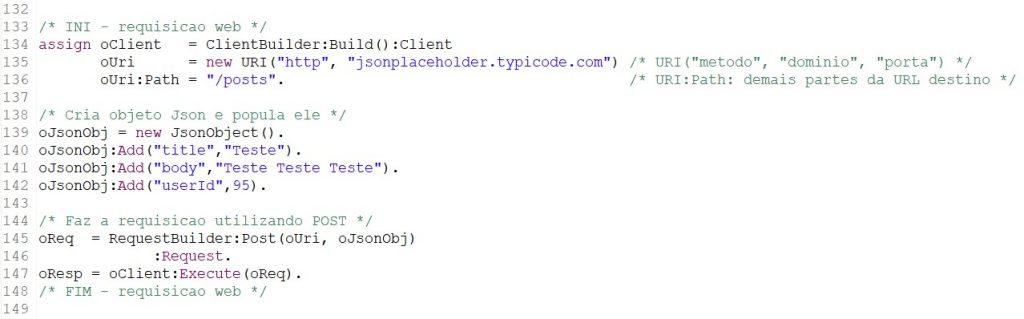 consumir webservices rest utilizando Progress8