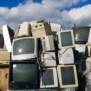 O Brasil é um dos maiores produtores de lixo eletrônico do mundo